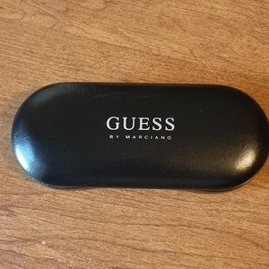 Guess eyeglasses case